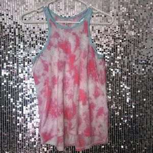 American Eagle Outfitters tie dye tank top